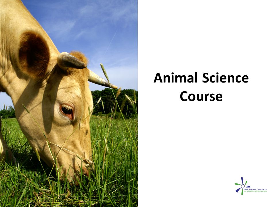 Animal Science Course