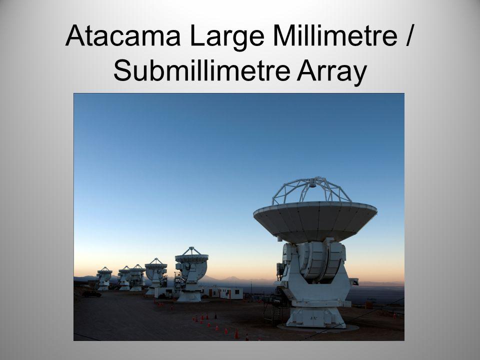 Atacama Large Millimetre / Submillimetre Array