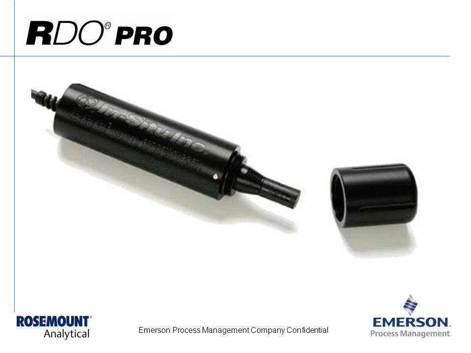 Emerson Process Management Company Confidential