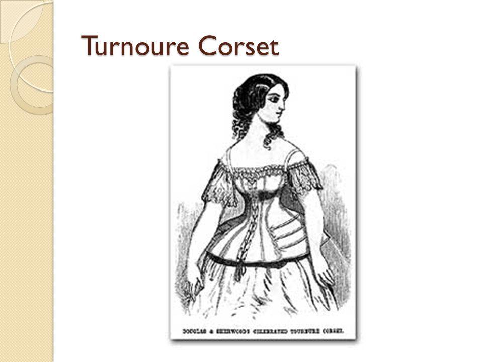 Turnoure Corset