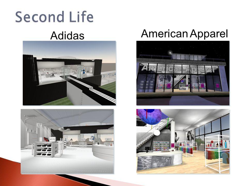 Adidas American Apparel