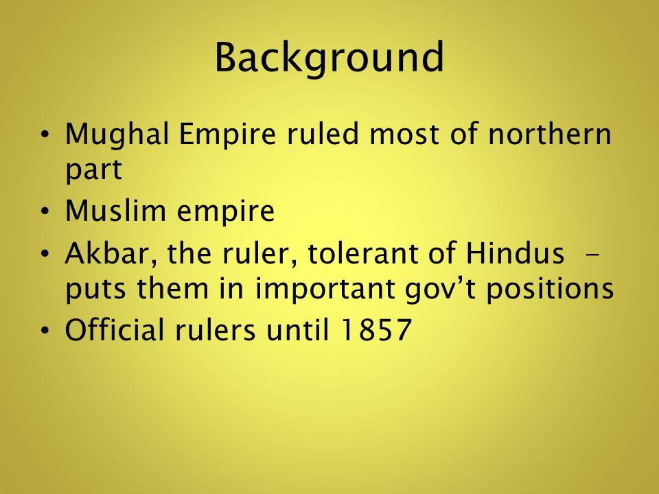 Rich Mughal Culture