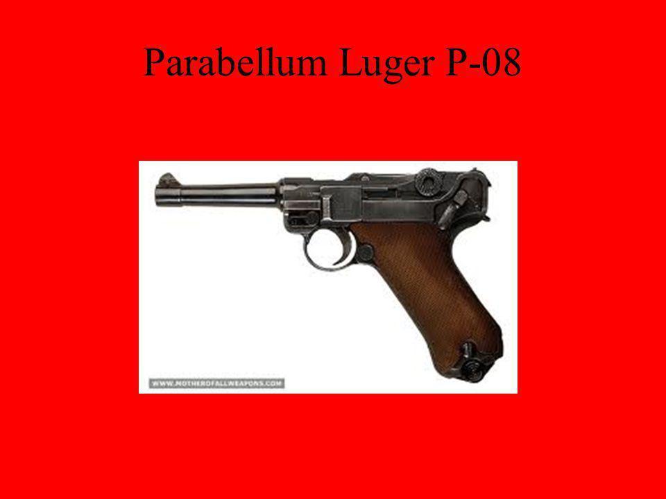 Parabellum Luger P-08