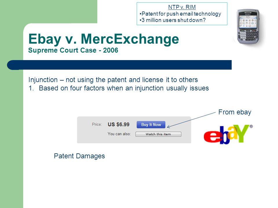 Ebay v.