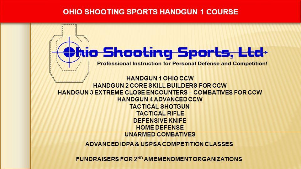 Range 5 Handgun Exercises
