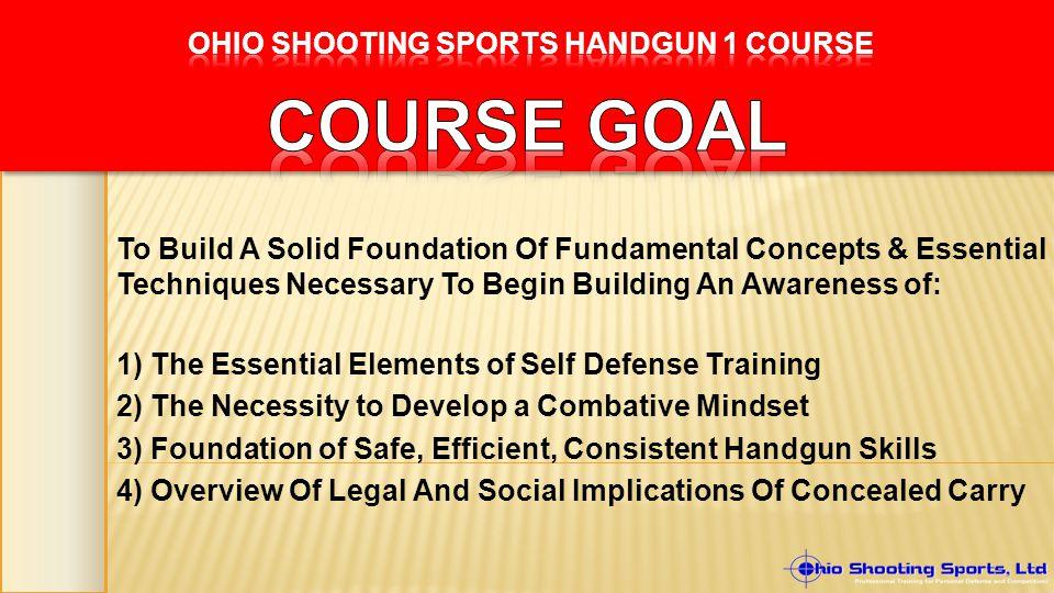 NRA Basics of Pistol Shooting Review