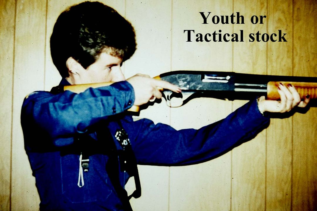 Youth or Tactical stock