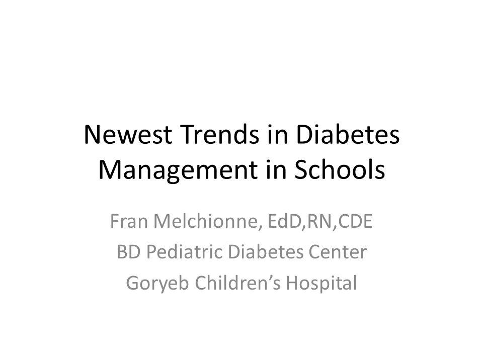 Agenda 1.Glucose monitors and CGMS 2. Nutrition Therapy 3.