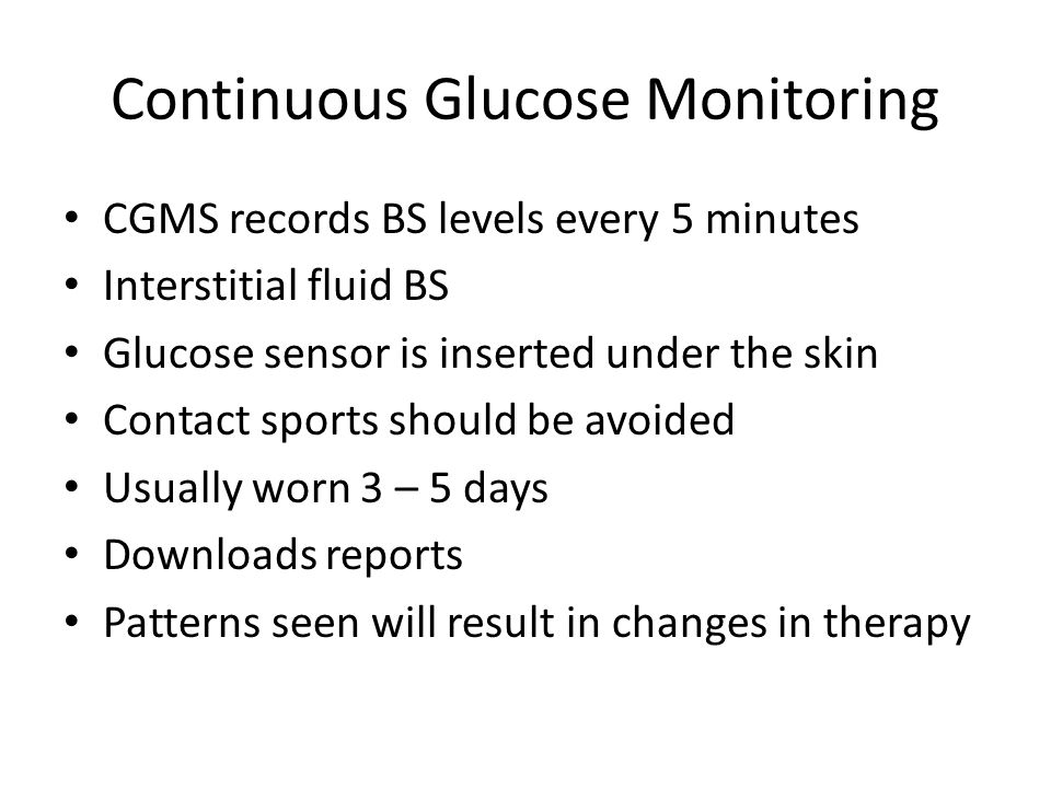 Pumping at School Hypoglycemia: On the pump is treated as usual – 15 grams of carbohydrate, wait 15 minutes and recheck BS.