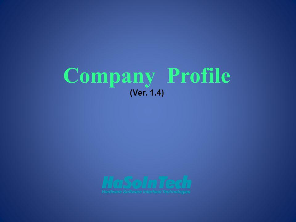 Company Profile (Ver. 1.4)