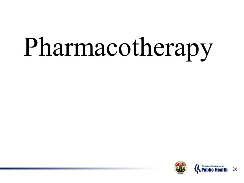 Pharmacotherapy 26