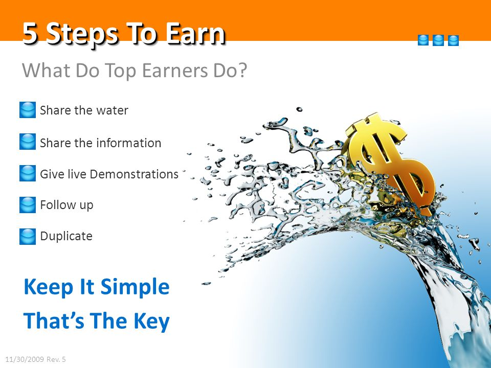 5 Steps To Earn What Do Top Earners Do.