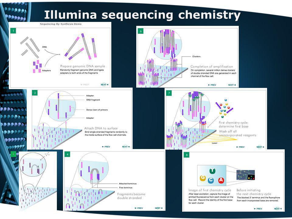 Illumina sequencing chemistry 3