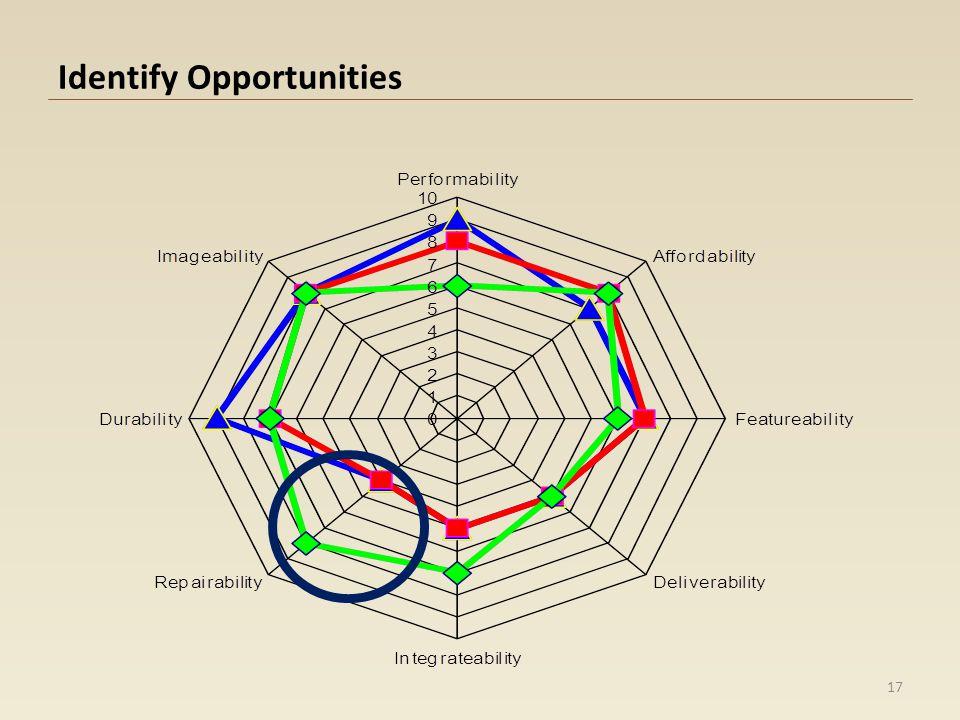 Identify Opportunities 17