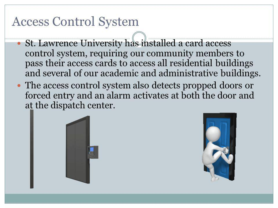 Access Control System St.