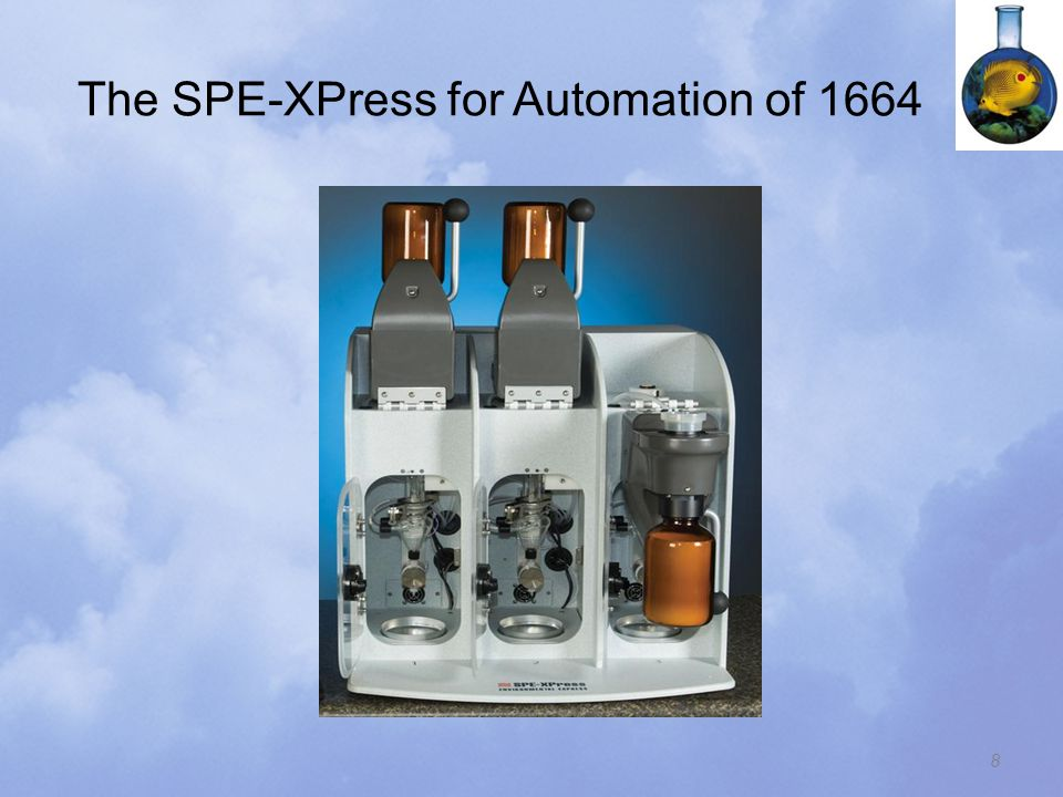 The SPE-XPress for Automation of