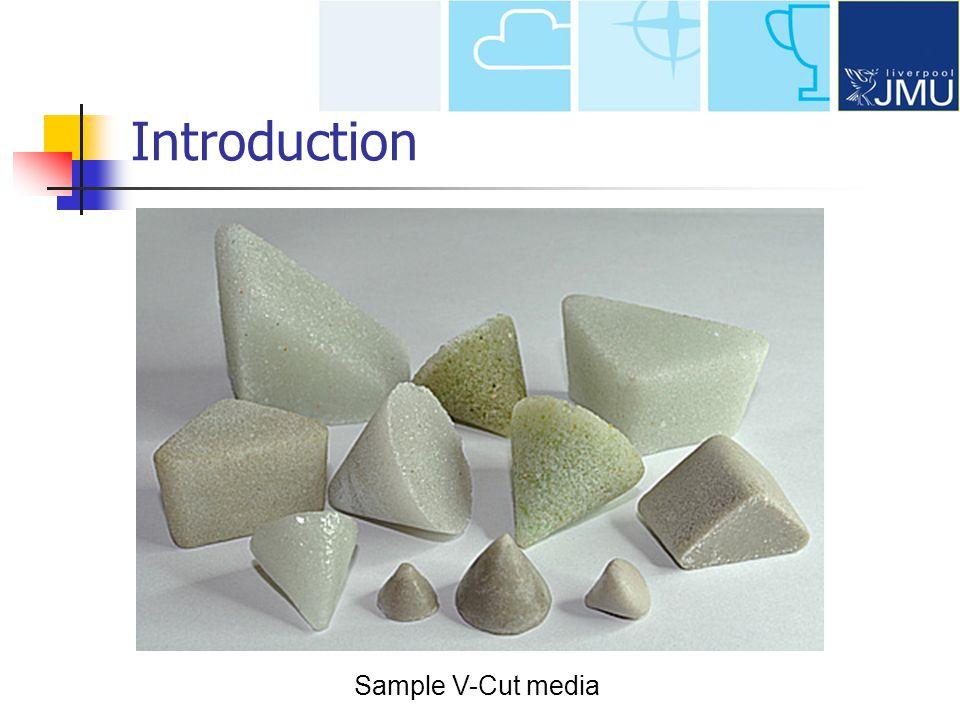 Introduction Sample V-Cut media