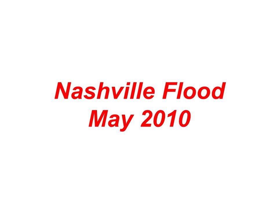 Nashville Flood May 2010