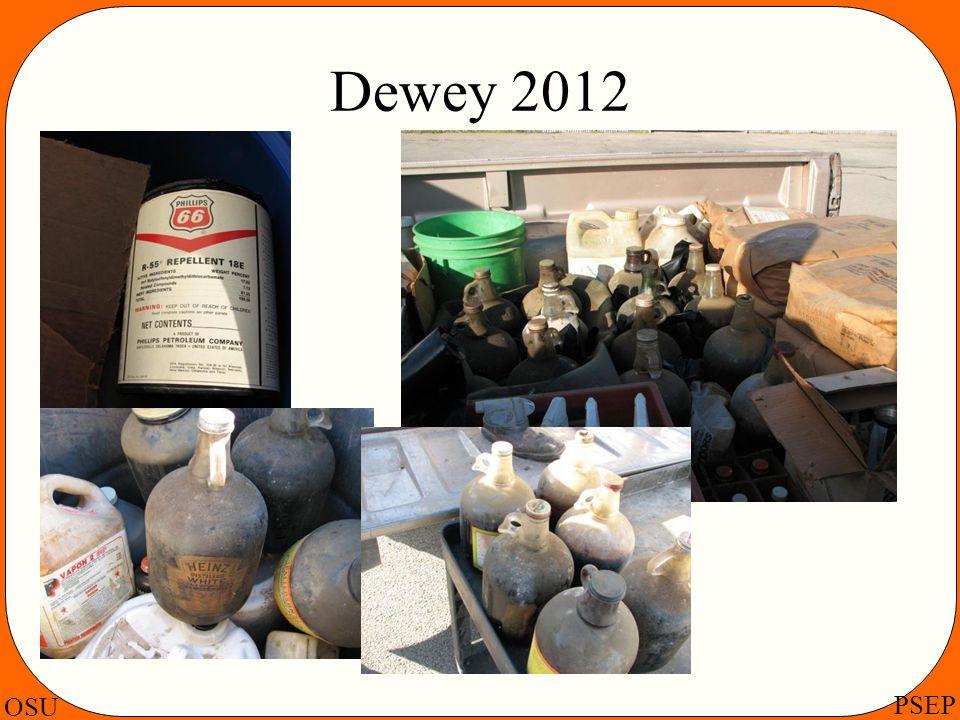 OSU PSEP Dewey 2012