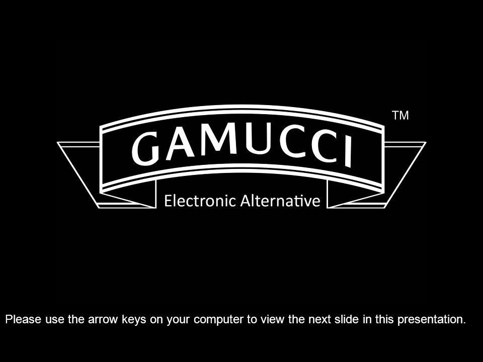 Gamucci Marketing Goals Increase Market Awareness of Electronic Smoking Products.