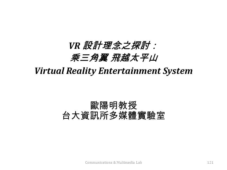 digital video,, Communications & Multimedia Lab122