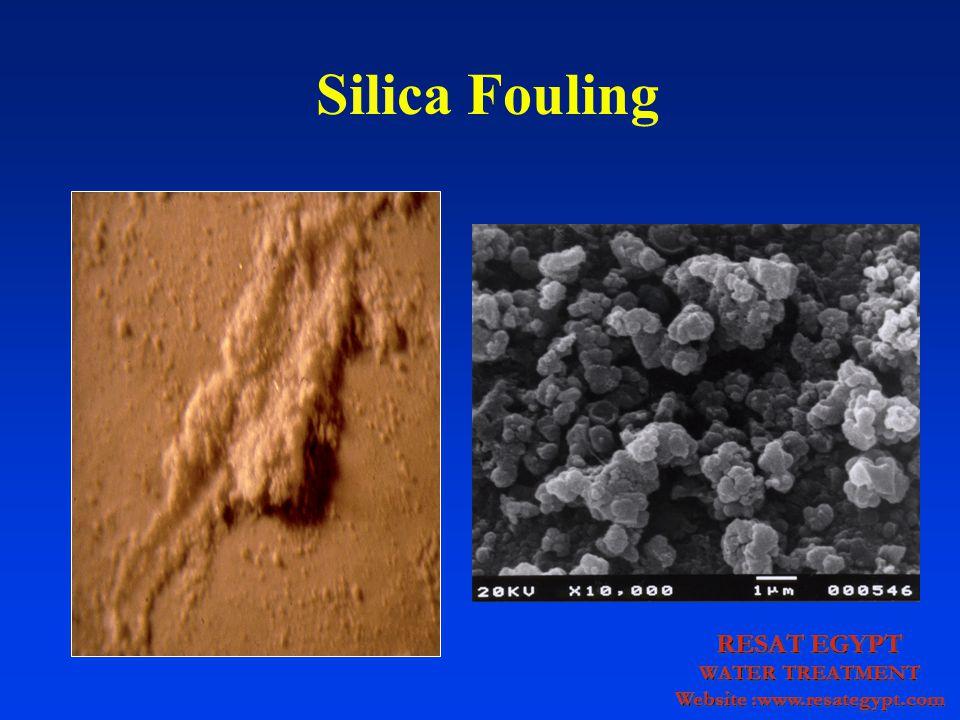 Silica Fouling