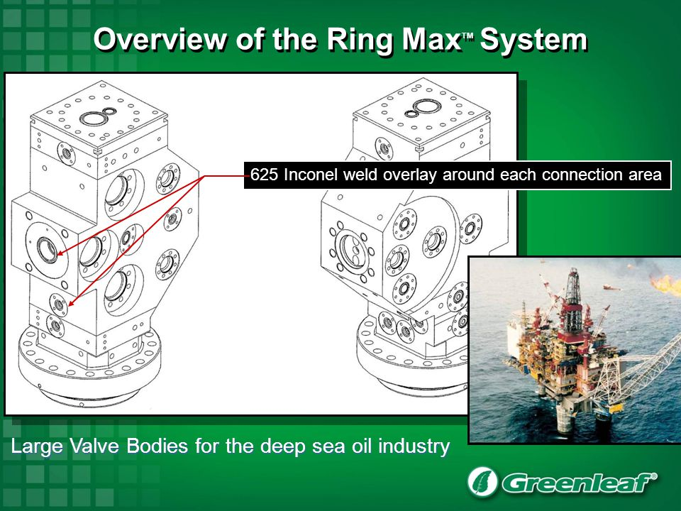R ring gasket BX ring gasket RX ring gasket American Petroleum Institute (API) standard grooves Overview of the Ring Max TM System