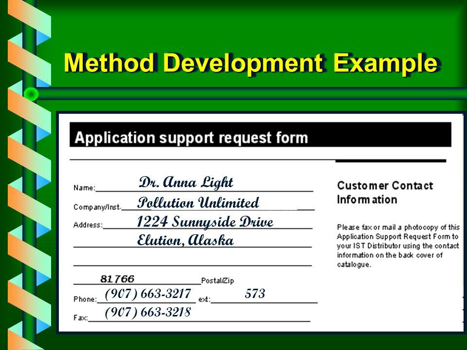 Existing Method v Liquid-liquid method v Current SPE method details v Data from current method