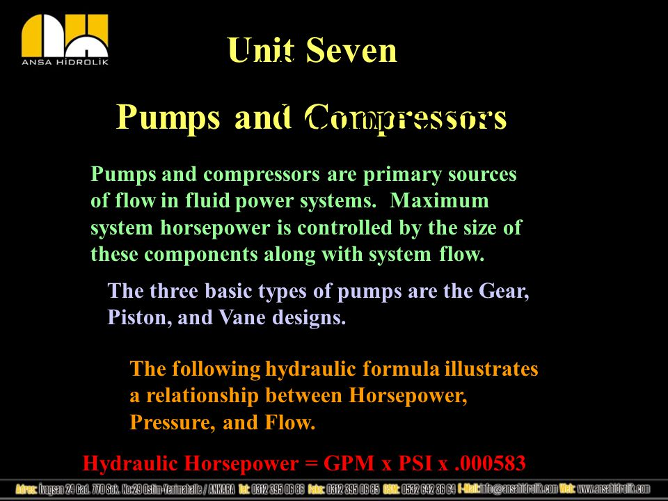 Variable Volume Vane Pump Variable volume means that the amount of oil which is displaced by a pump each revolution can change whereas in otherfixed displacement models it cannot.