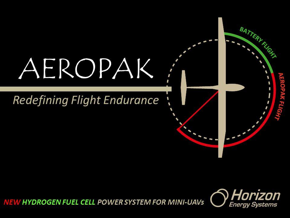 FUEL CELL system FUEL cartridge AEROPAK