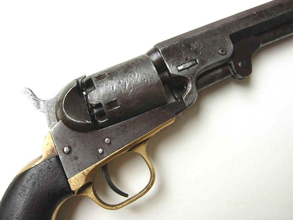 Terminology Powder: Modern gun cartridges use smokeless powder that is relatively stable.