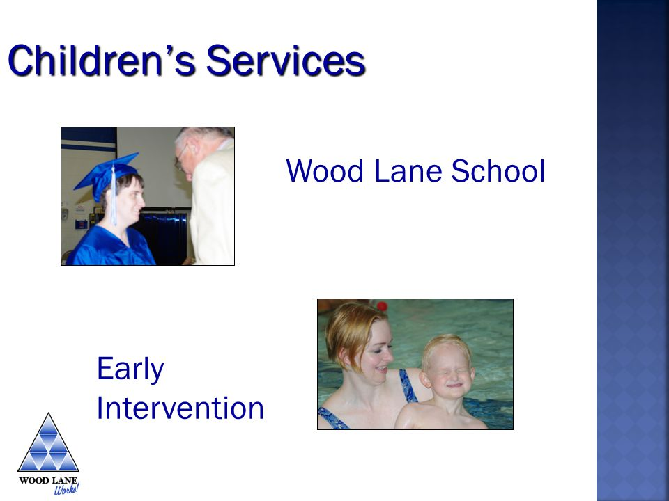 Wood Lane School Childrens Services Early Intervention