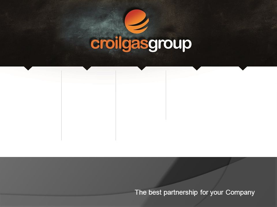 THE BEST PARTNERSHIP FOR YOUR COMPANY OIL & GAS REFERENCES 2006 Engineering & manufacturing of Heat Exchangers.
