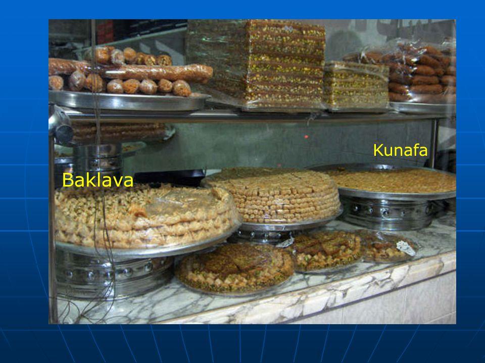 Baklava Kunafa