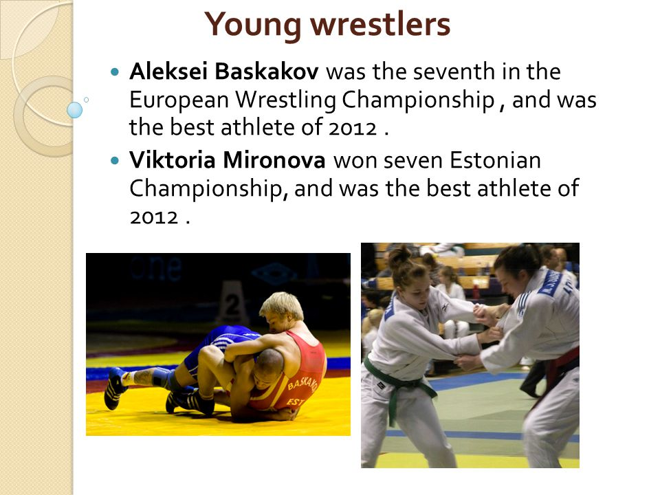 J udo Indrek P ertelson He was European champion in 1996 and won silver medal in 1999 and 2003.