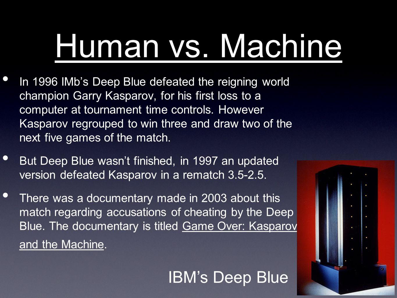 Human vs.
