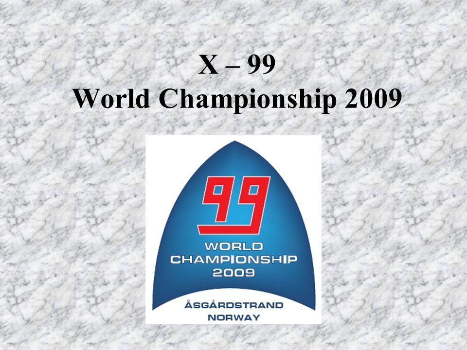 X – 99 World Championship 2009