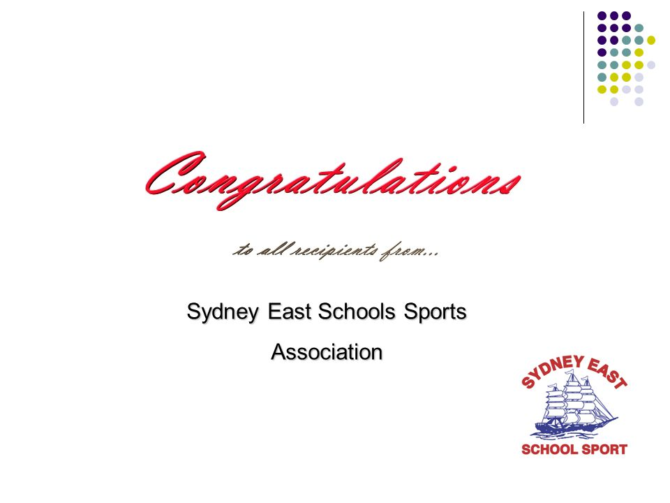 Sydney East Schools Sports Association