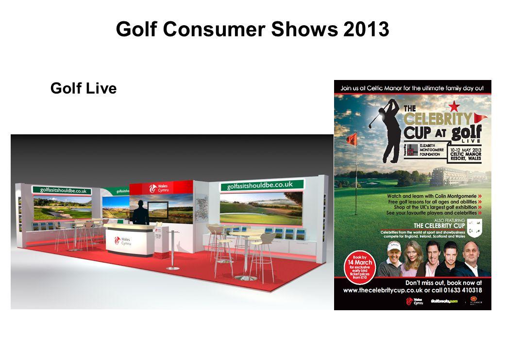 Golf Consumer Shows 2013 Golf Live