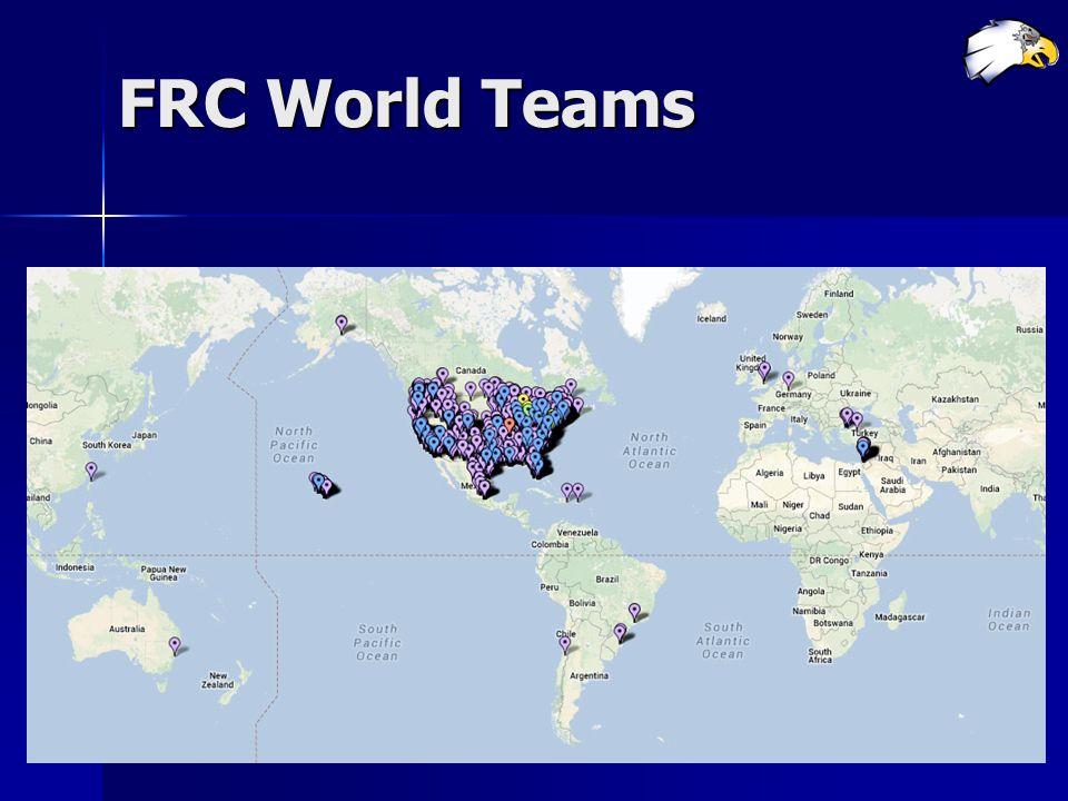 FRC World Teams