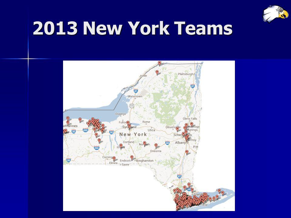 2013 New York Teams