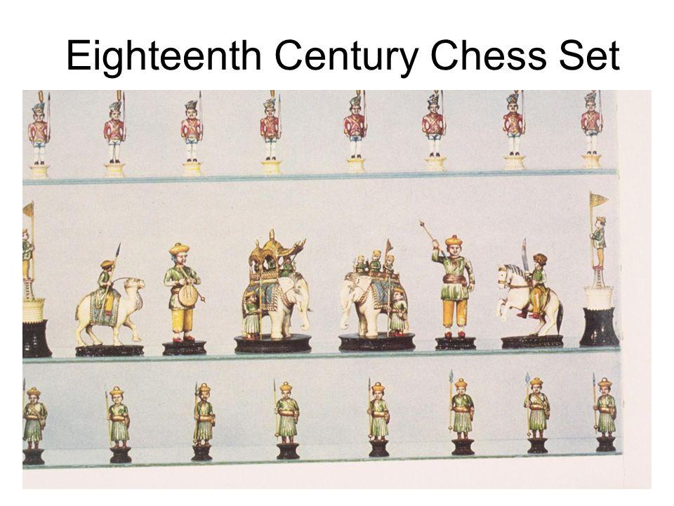 Eighteenth Century Chess Set