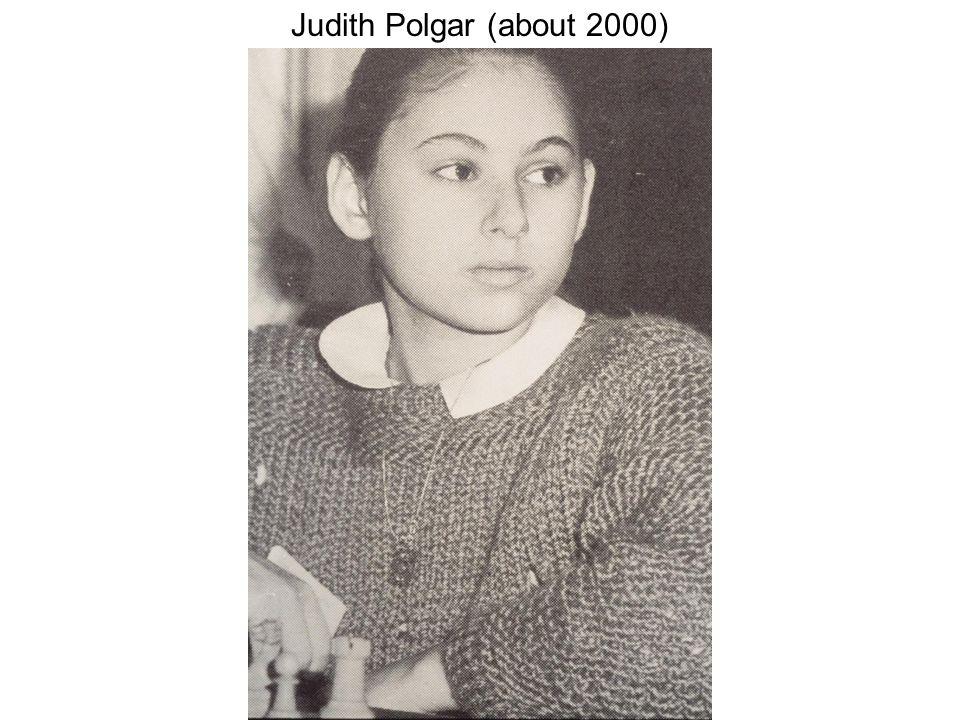 Judith Polgar (about 2000)