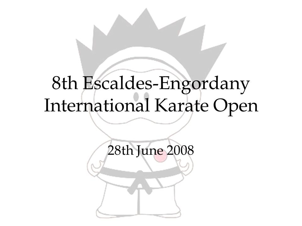 OPEN Gala Saturday 28th June - 19.00 pm