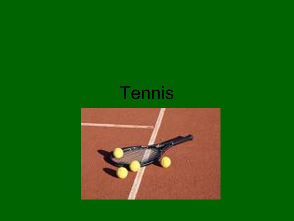 History of Tennis Unlike most other sports, lawn tennis has precise origins.