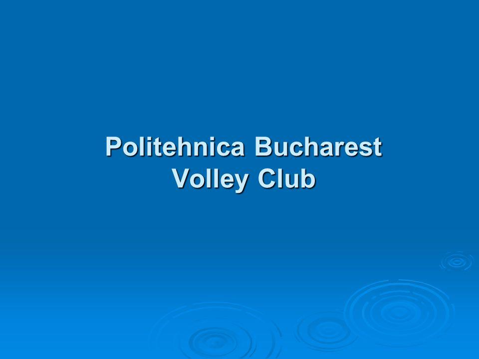 Politehnica Bucharest Volley Club