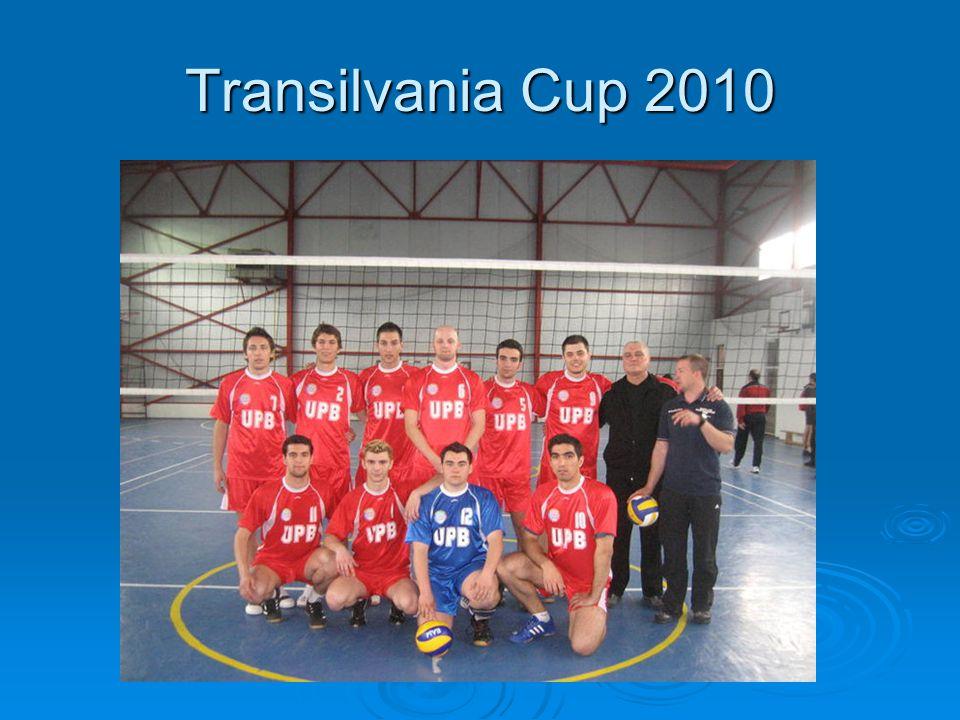 Transilvania Cup 2010