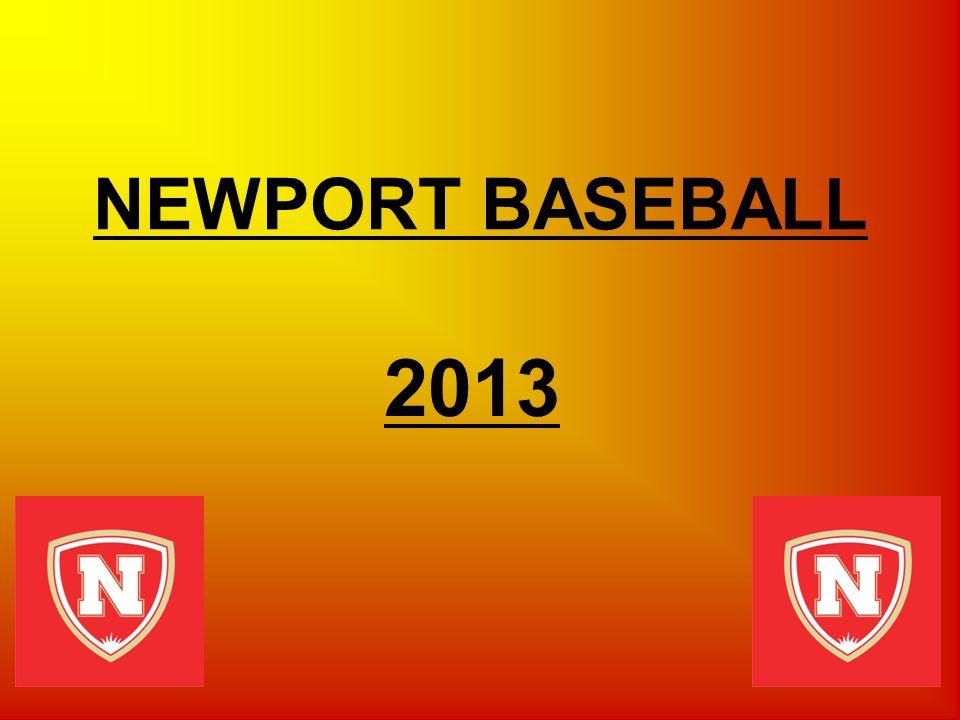 2013 NEWPORT BASEBALL