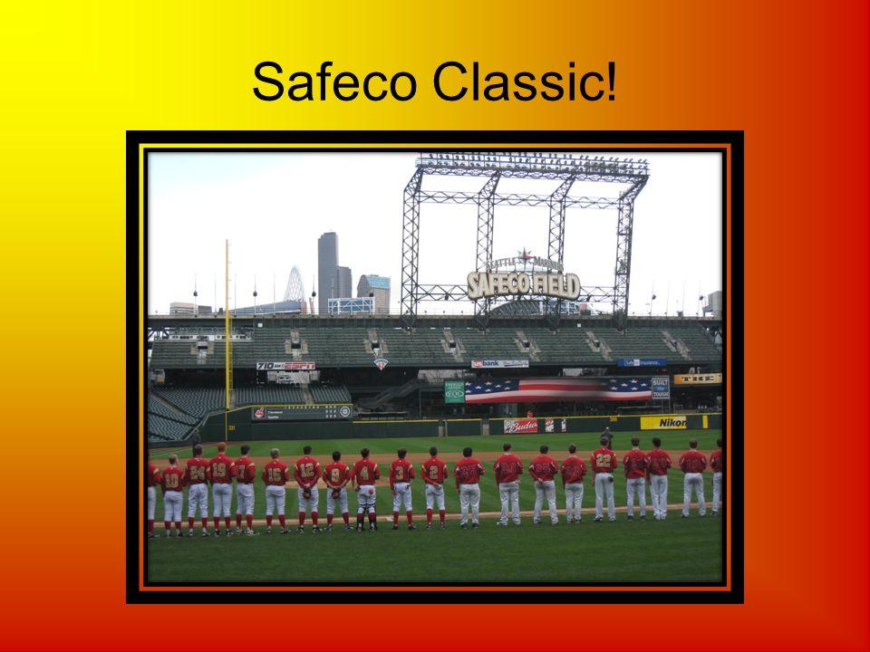 Safeco Classic!