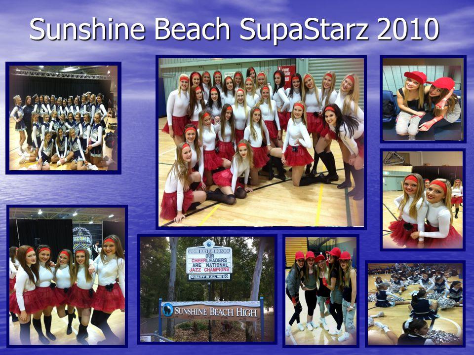 Sunshine Beach SupaStarz 2010